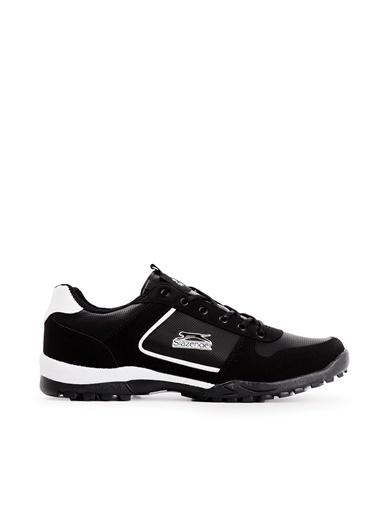 Slazenger Slazenger ADRIAN I Koşu & Yürüyüş Erkek Ayakkabı  Siyah